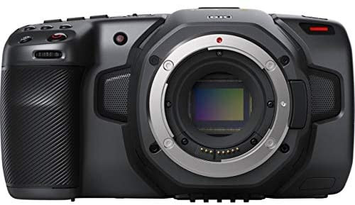 Blackmagic Pocket Cinema Camera 6K with Battery Pack