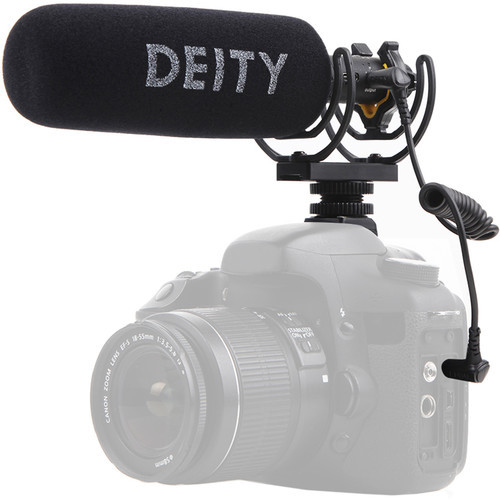 Deity V-Mic D3 Pro Supercardioid On-Camera Shotgun Mic