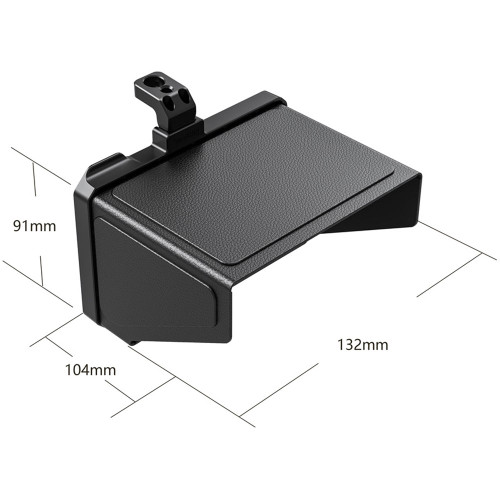 SmallRig Sun Hood for Pocket Cinema Camera 4K