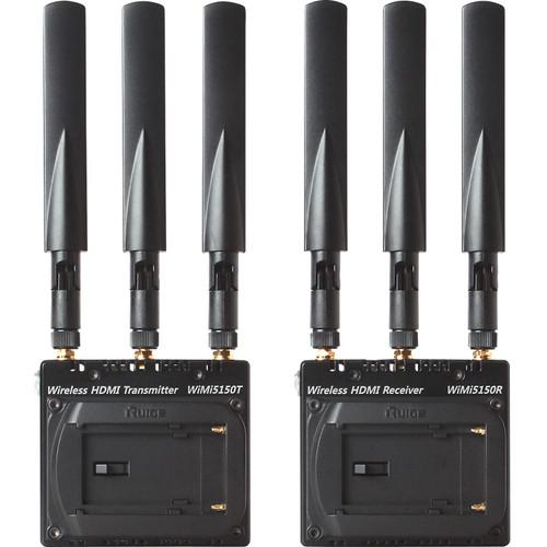 Nimbus WiMi5150A Wireless HDMI H.264 Encoder/Decoder Set