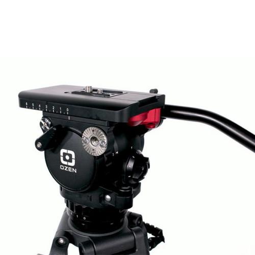 OZEN 5CF2 75mm AGILE 5 Tripod System (Mini E-Z LOAD)