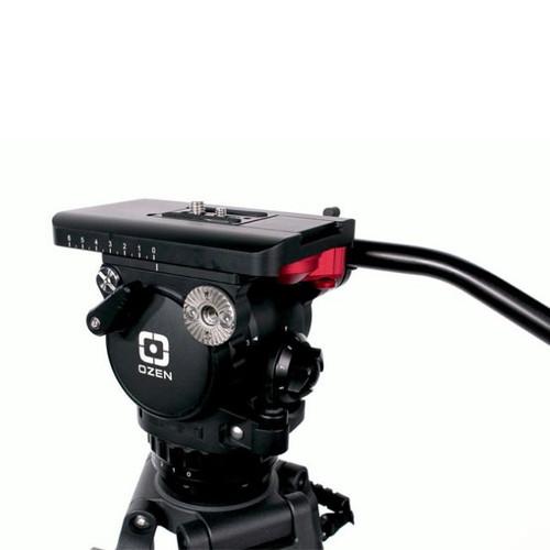 OZEN 5AL2 75mm AGILE 5 Tripod System (Mini E-Z LOAD)