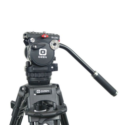 OZEN 5CF2S 75mm AGILE 5 Tripod System (S-LOC)