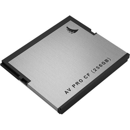 Angelbird 256GB AV Pro CF CFast 2.0 Memory Card (4-Pack)