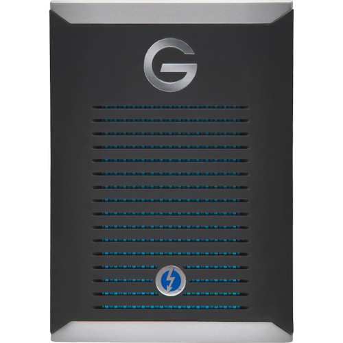 G-Technology G-DRIVE mobile Pro Thunderbolt 3 External SSD