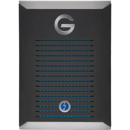 G-Technology G-DRIVE mobile Pro Thunderbolt 3 External SSD