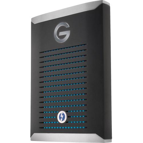 G-Technology G-Drive Pro Thunderbolt 3 SSD
