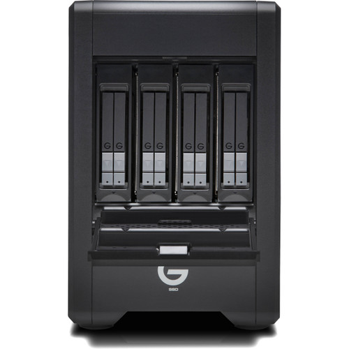 G-Technology G-SPEED Shuttle 8-Bay Thunderbolt 3 SSD RAID Array