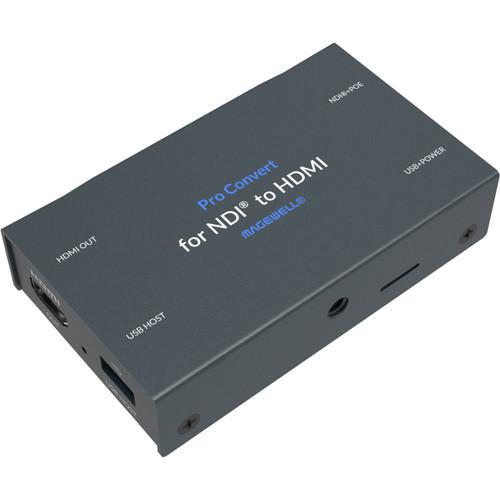 Magewell Pro Convert NDI To HDMI Converter