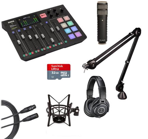 Legit Podcasting Kit, 1 Host