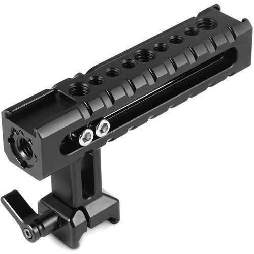 Blackmagic Design 4K Camera with SmallRig Half-Cage Kit 4