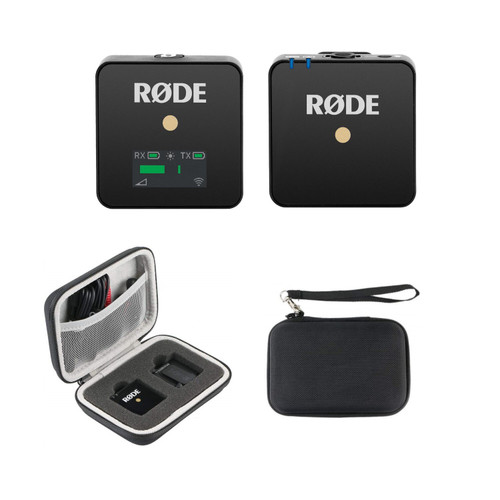 Rode Wireless GO with Hard Travel Case