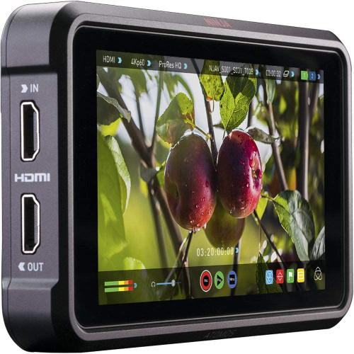 Atomos Ninja V 4K HDMI Recording Monitor with 2TB SSD Mini