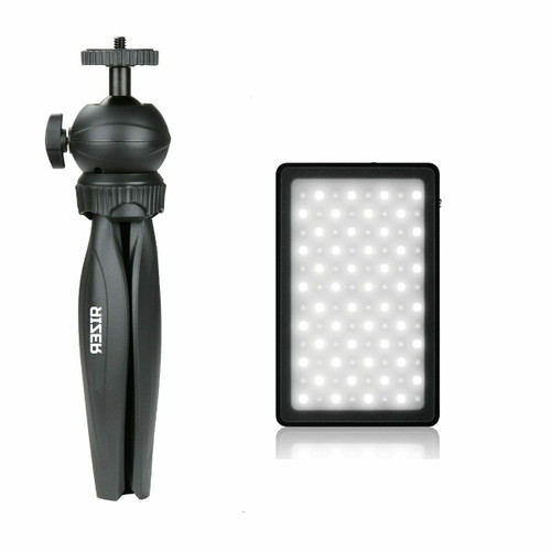 Buy your Rizer Mobile Magnetic LED Light with Mini Tripod today at DVEStore!