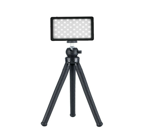 Rizer Mobile Magnetic LED Brick Light with Flexible Tripod