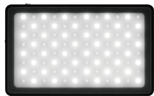 Rizer Mobile Magnetic LED Brick Light with Fotopro X-Pod