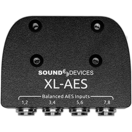 Sound Devices 8-Channel AES3 Input Expander