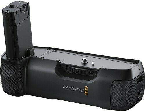 Blackmagic Design Pocket Cinema Camera 6K with Battery Grip