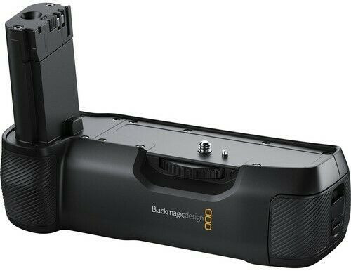 Blackmagic Design Pocket Cinema Camera 4K with Battery Grip