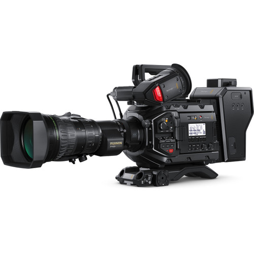 BMD URSA Broadcast, Fujinon Lens, Extender & Zoom/Focus Kit