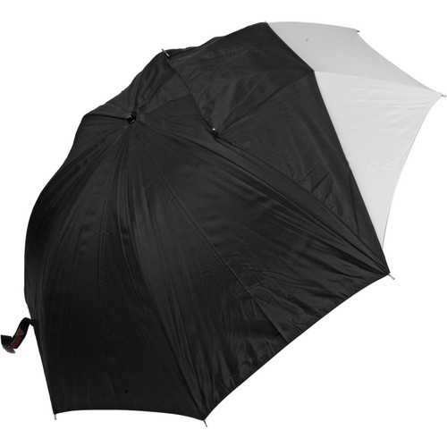 Photoflex 45in Convertible White and Black Umbrella