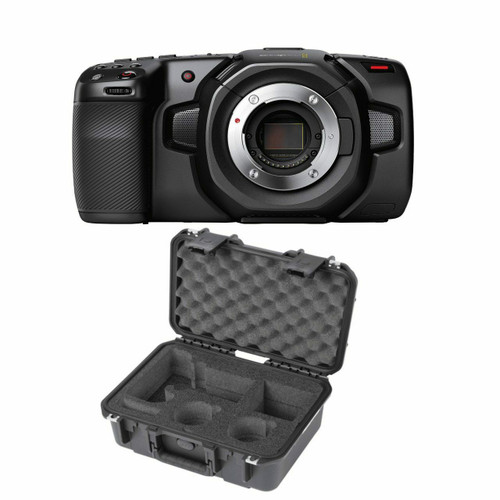 Blackmagic Design Pocket Cinema Camera 4K with Case