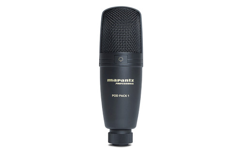 Marantz Pod Pack 1 USB Microphone, Stand and Cable