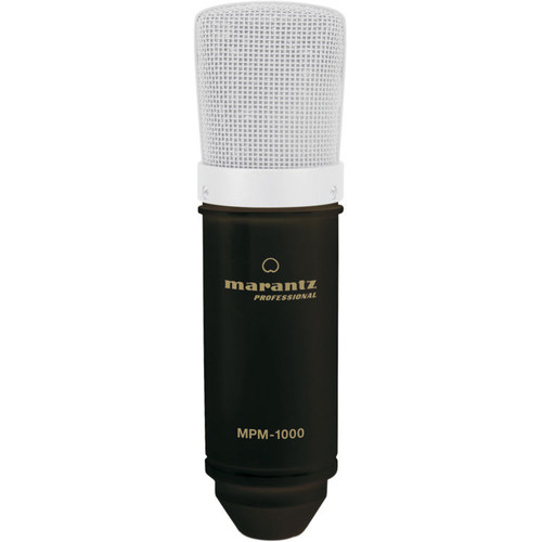 Marantz Professional Large-Diaphragm Condenser Microphone