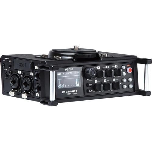 Marantz Professional 6-Channel DSLR Recorder