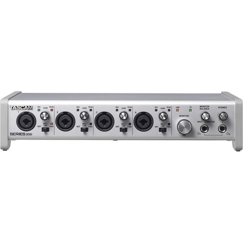 Tascam Series 208I 20 In/8 Out Audio/Midi Interface