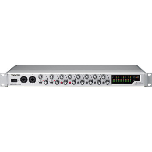 Tascam Series 8P Dyna 8-Channel Mic Preamplifier W/Comp