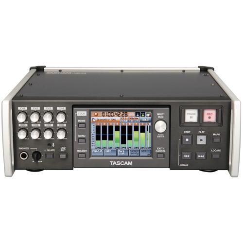 Tascam HS-P82 Portable Multi Track Recorder