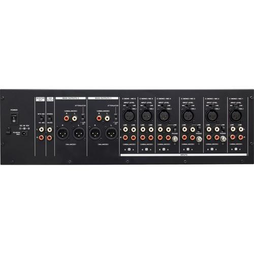 Tascam MZ-372  Dual Output Parallel Mixer