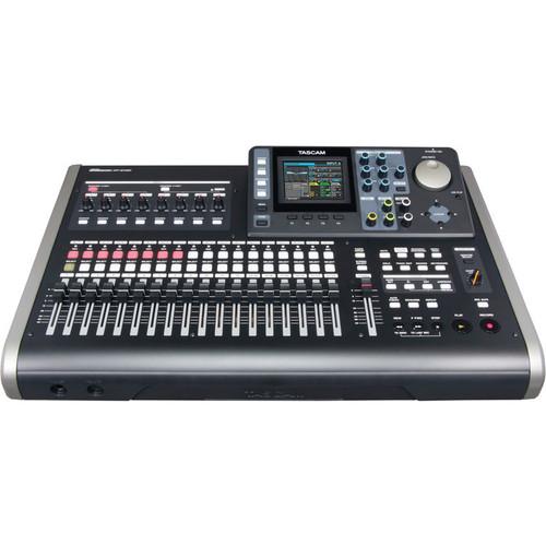Tascam DP-24Sd 24Tr Portastudio, Sd
