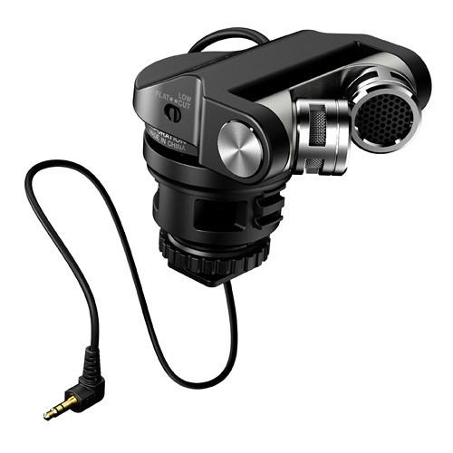 Tascam TM-2X X-Y Plug-In Microphone For Dslr
