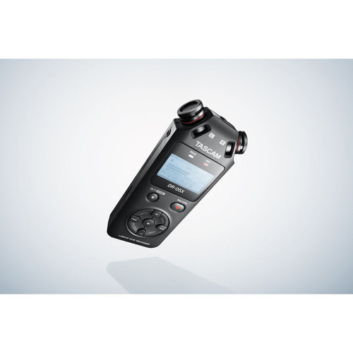 Tascam DR-05X Stereo Handheld Audio Recorder/Usb Interface