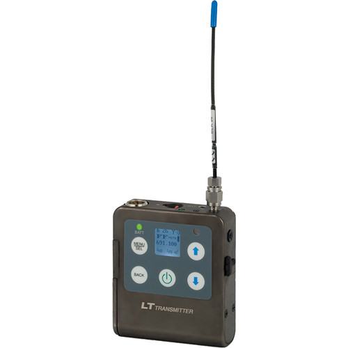Lectrosonics LT Bodypack Wireless Transmitter (A1 Range)