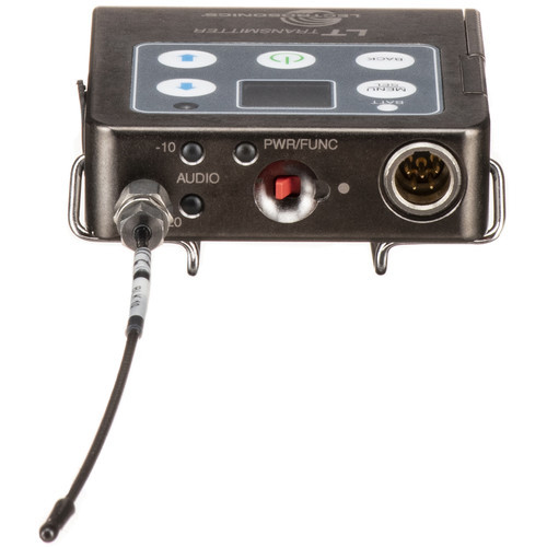 Lectrosonics L Series LT Bodypack Wireless Transmitter