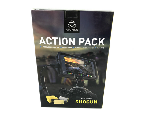 Atomos Shogun Action Pack (Yellow)