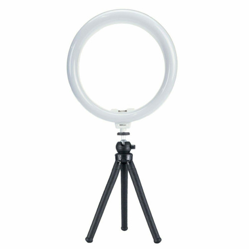 "Rizer 10"" Ring Light with Ulanzi Flexible Tripod"