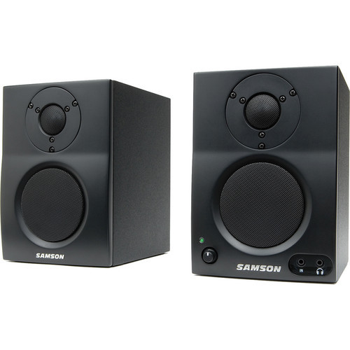 Samson MediaOne BT3 Two-Way Active Bluetooth Monitors (Pair)