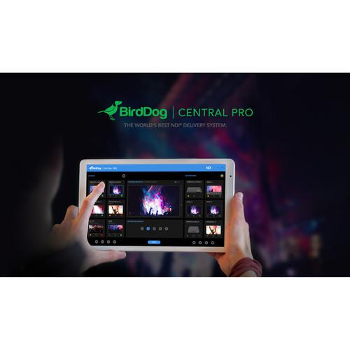 BirdDog Central Pro (Download)