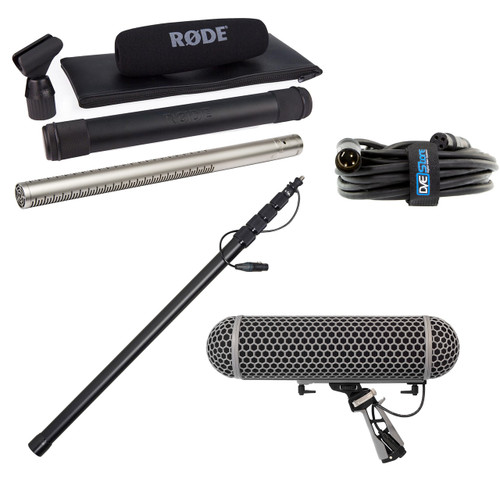 Location Sound Package with Rode NTG-3 USED