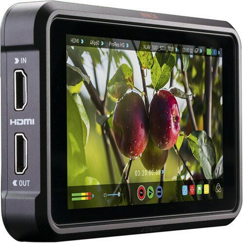 BMD Pocket Camera 6K, Ninja V, Cage & Monitor Mount Bundle