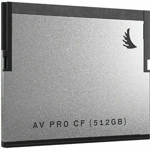 BMD Pocket Cinema Camera 4K with 512GB CFast 2.0 Memory Card