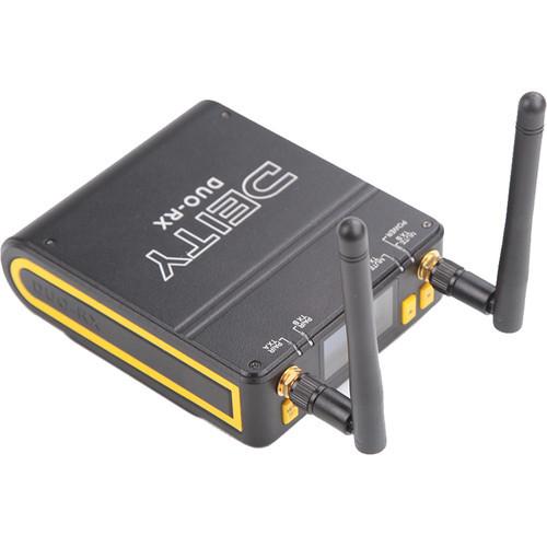 Deity Connect Dual-Channel True Diversity Wireless System