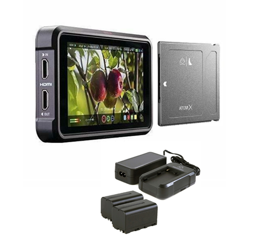 Atomos Ninja V with 1TB Angelbird SSD and Power Kit
