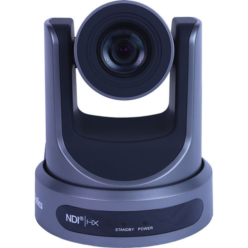 PTZOptics 30X-NDI Broadcast and Conference Camera (Gray)