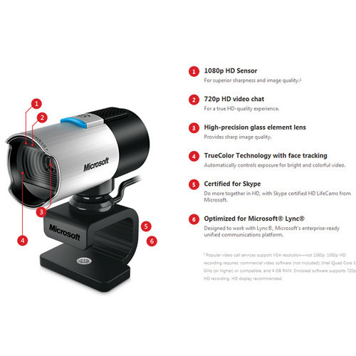 Microsoft LifeCam Studio Camera