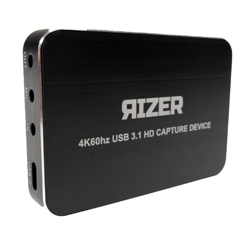 RIZER USB 3.1 HD Video Capture Device HDMI for Livestreaming